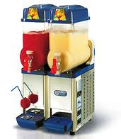 Slush Machine for hire Manchester, Leeds, Chester
